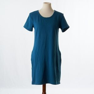 32 Degrees Cool Short Sleeve Relaxed Fit Dress S